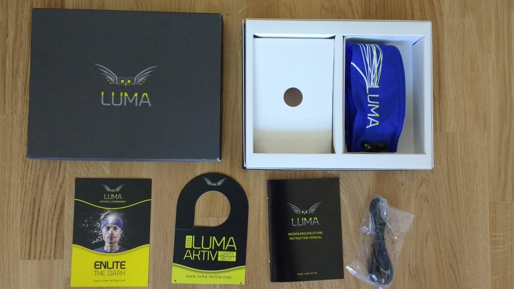 Unboxing Luma