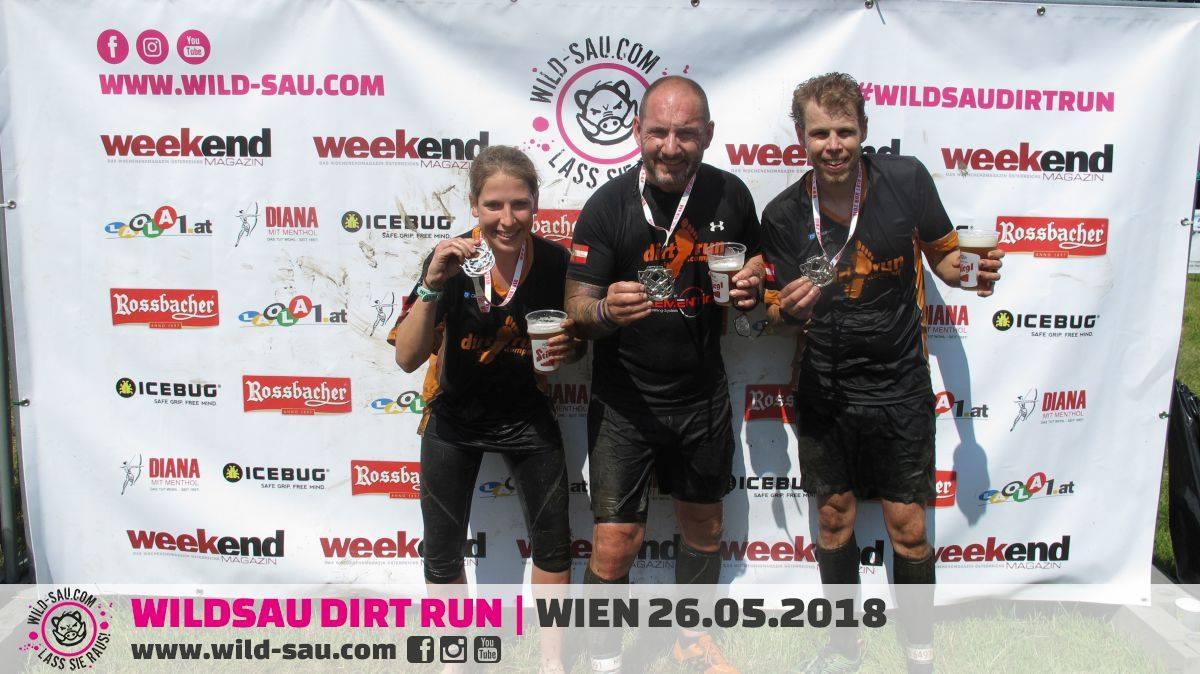 Finisher Wildsau Wien