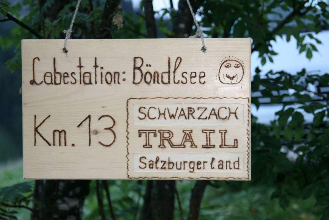 Labe Schwarzach Trail