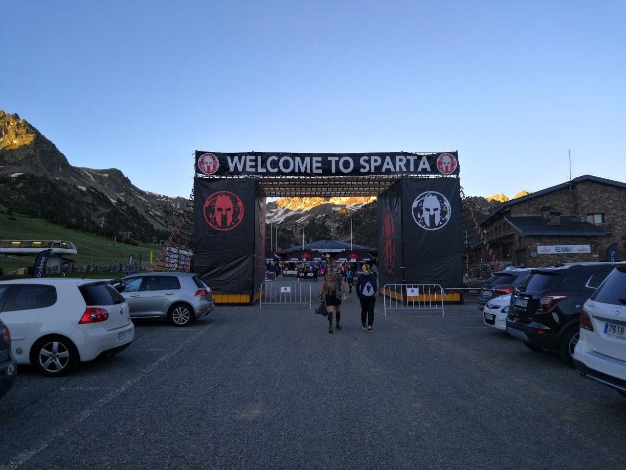 WiIlkommen beim Ultra in Andorra