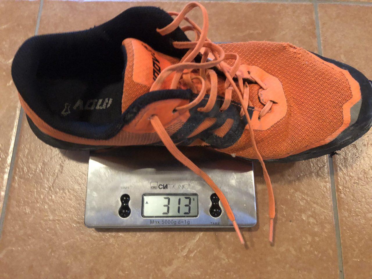 Gewicht Trailroc