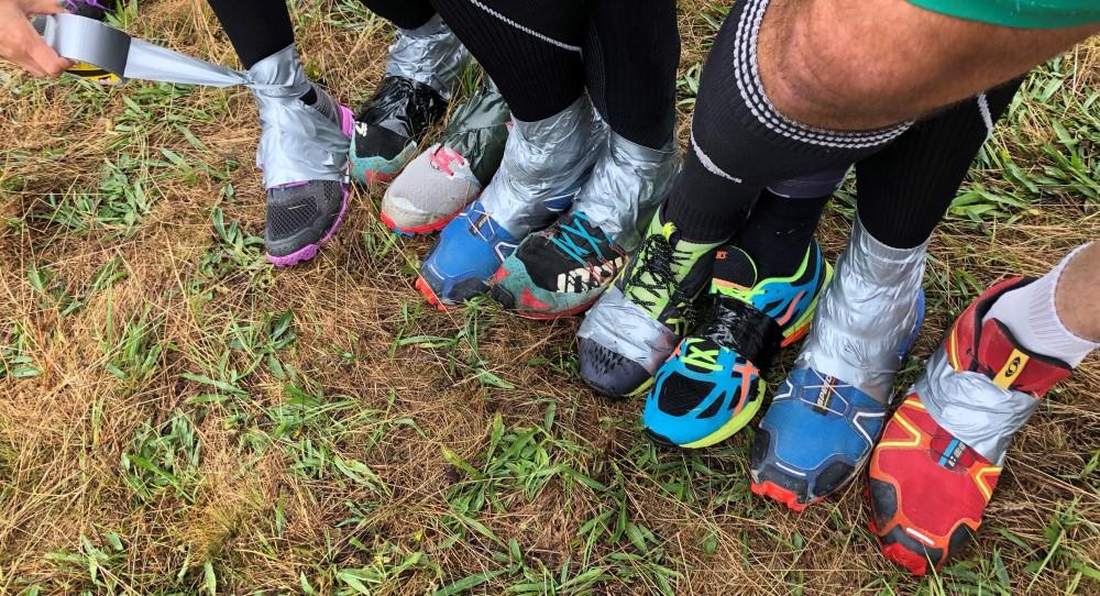 Schuhe Bieg Katorznika